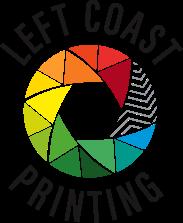 Left Coast Printing Logo